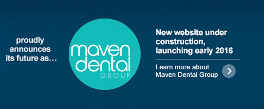 About Maven Dental Group Banner